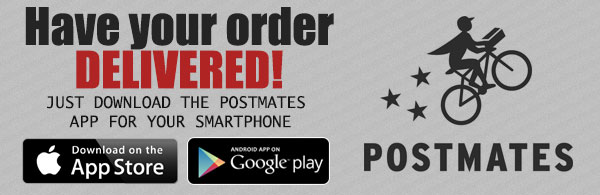Have Your Order Delivered - Hollywood Food Delivery