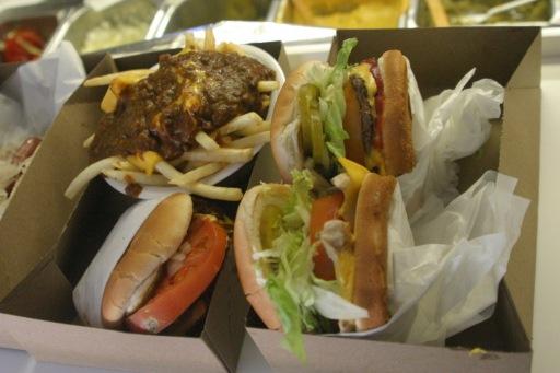bomb burgers