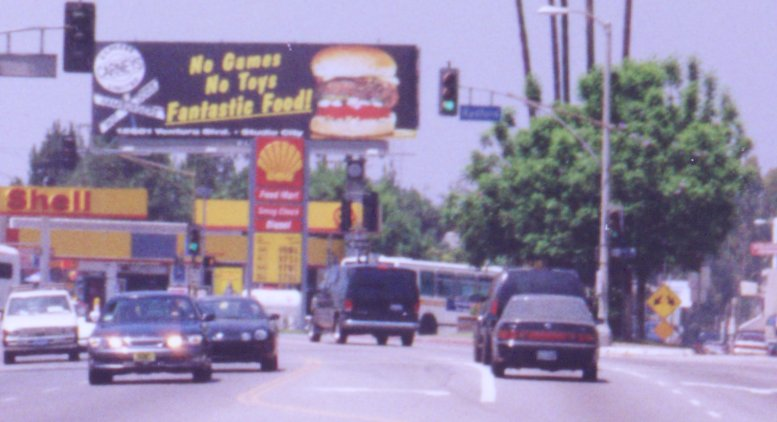 carneys billboard in los angeles