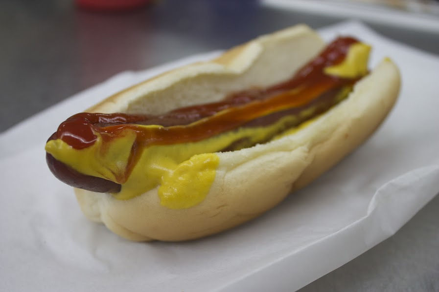 Best simple hot dog