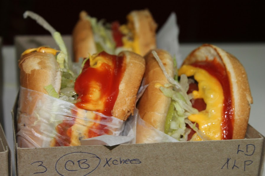 Carneys cheeseburgers